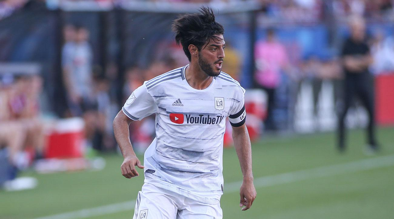 Watch: Carlos Vela Stunner Paces LAFC's Rout of San Jose
