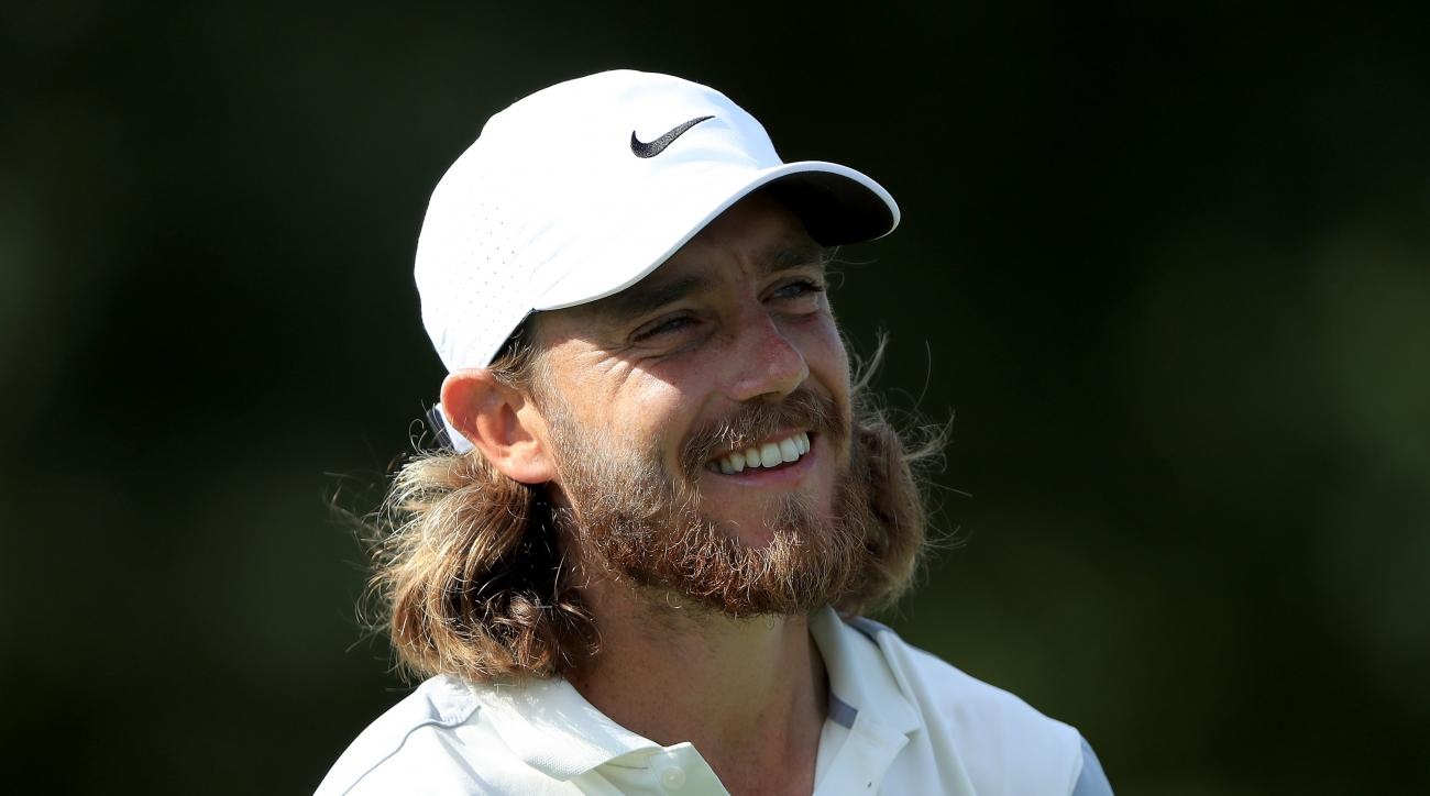 A Quick Nine With Tommy Fleetwood
