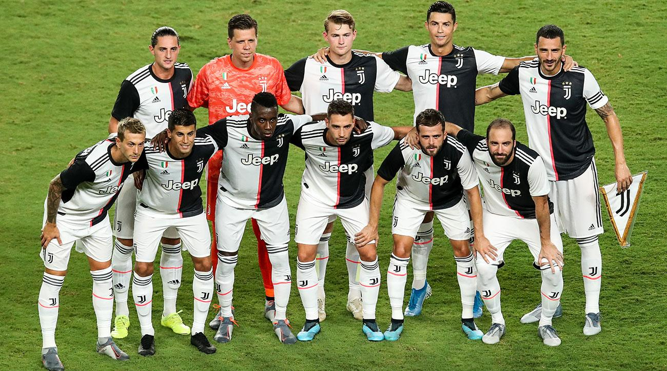 Juventus is favored to win Serie A again