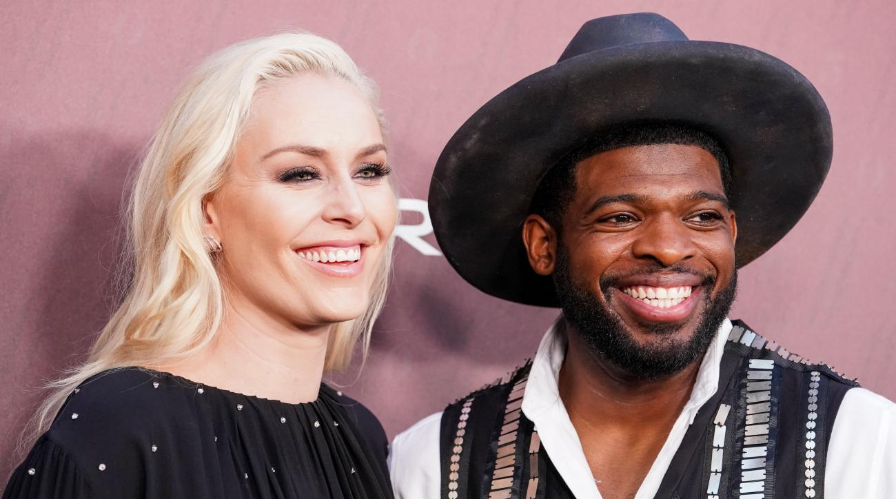 PK Subban, Lindsey Vonn engaged after year of dating