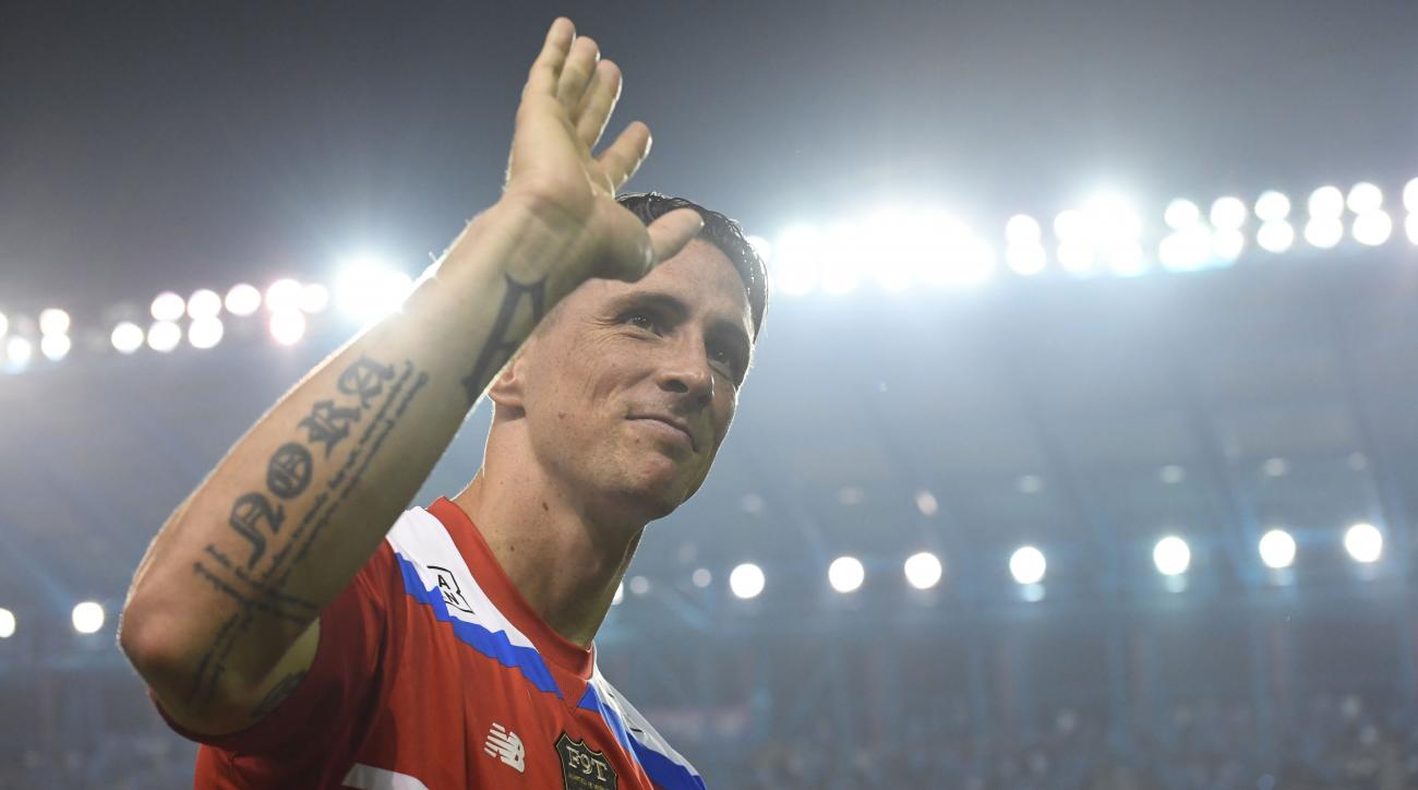 Adios to El Niño: Fernando Torres Retires After Final Game in Japan