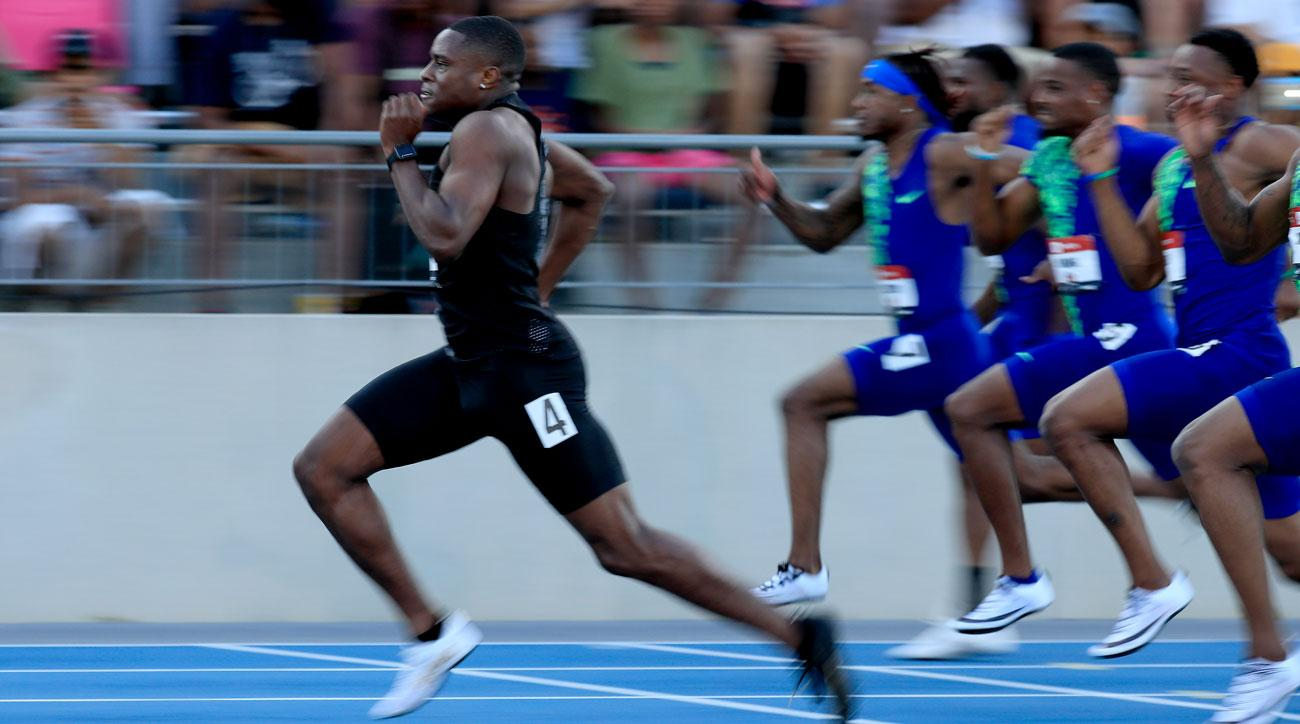 Christian Coleman: Reports About Drug Test Filing Violations 'Are Simply Not True'