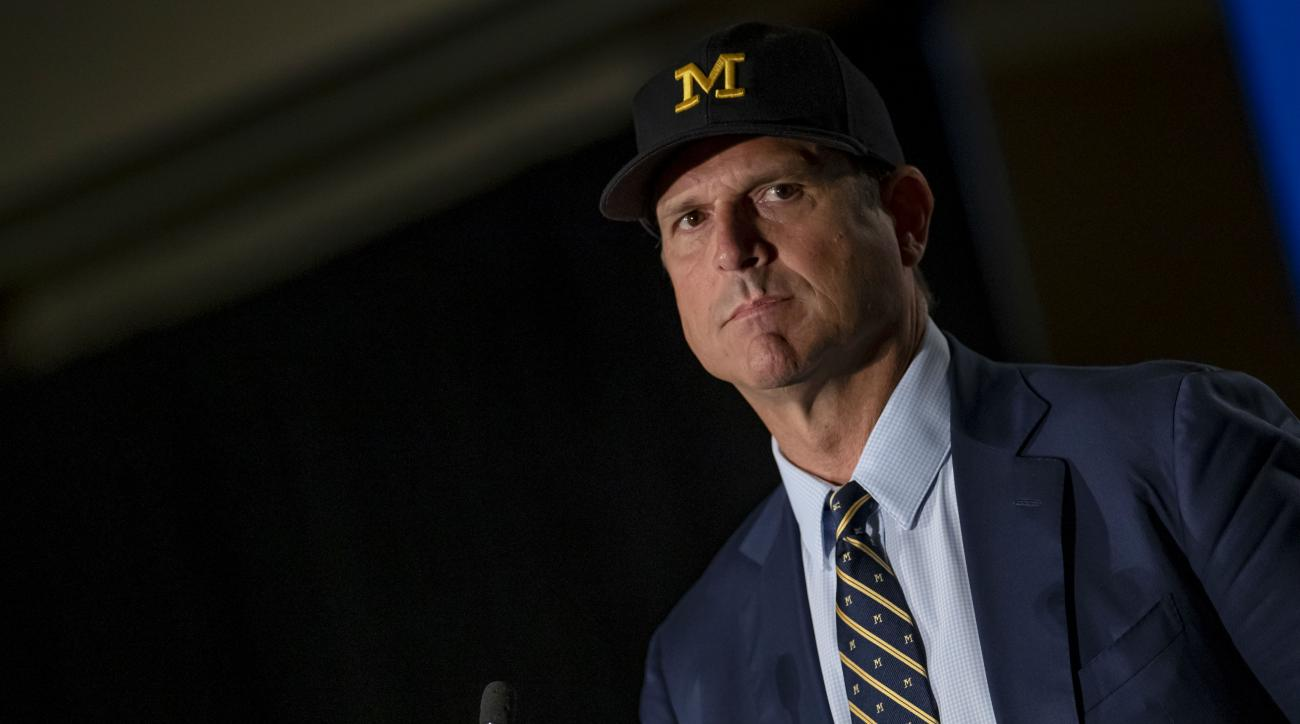 Weekend Hot Clicks: Jim Harbaugh Wants to Have His Cake and Eat it Too
