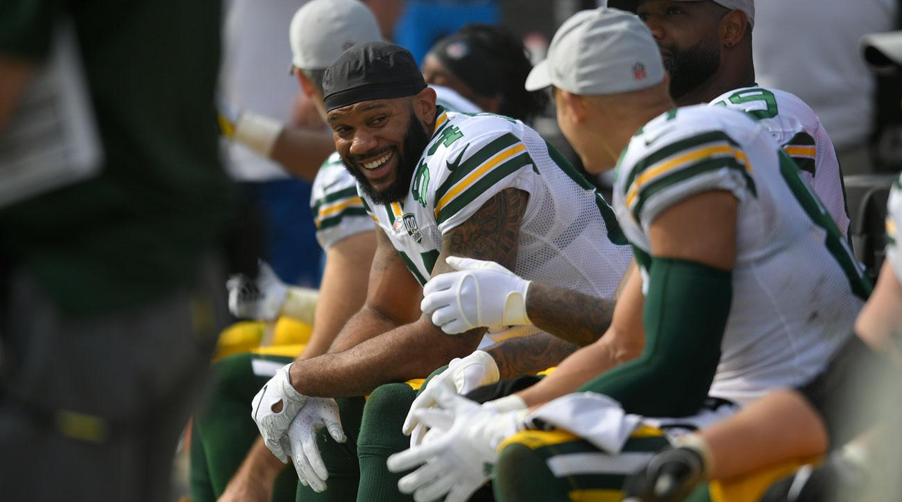 Report: Patriots' Lance Kendricks Suspended One Game For Substance Abuse Violation
