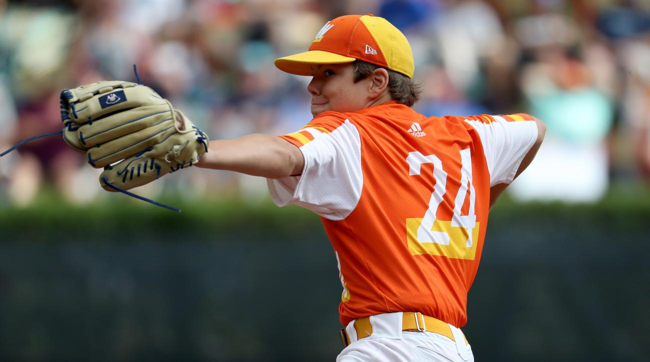 mlb, wire, louisiana, curacao, 2019 little league world series