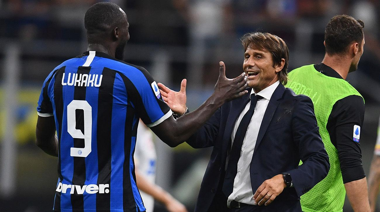 Antonio Conte On Flipboard Inter Milan Romelu Lukaku