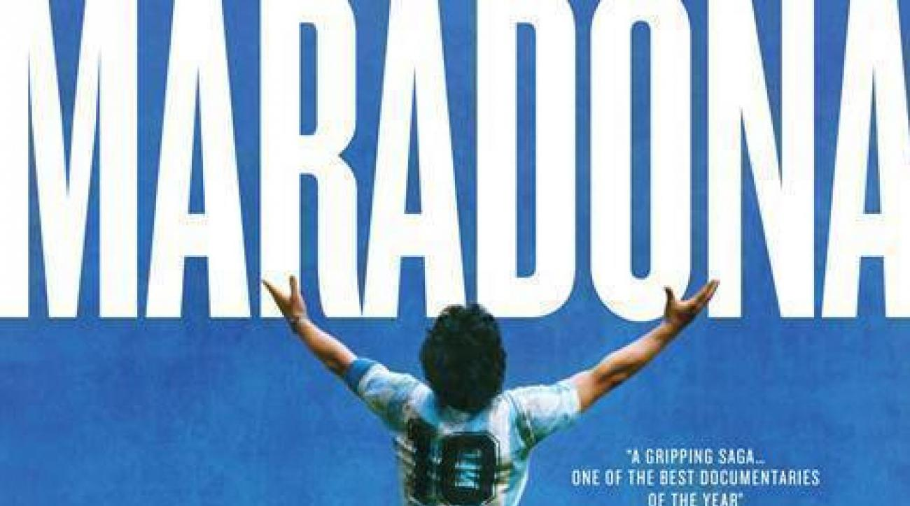 HBO Releases Moving Trailer for Upcoming Diego Maradona Documentary