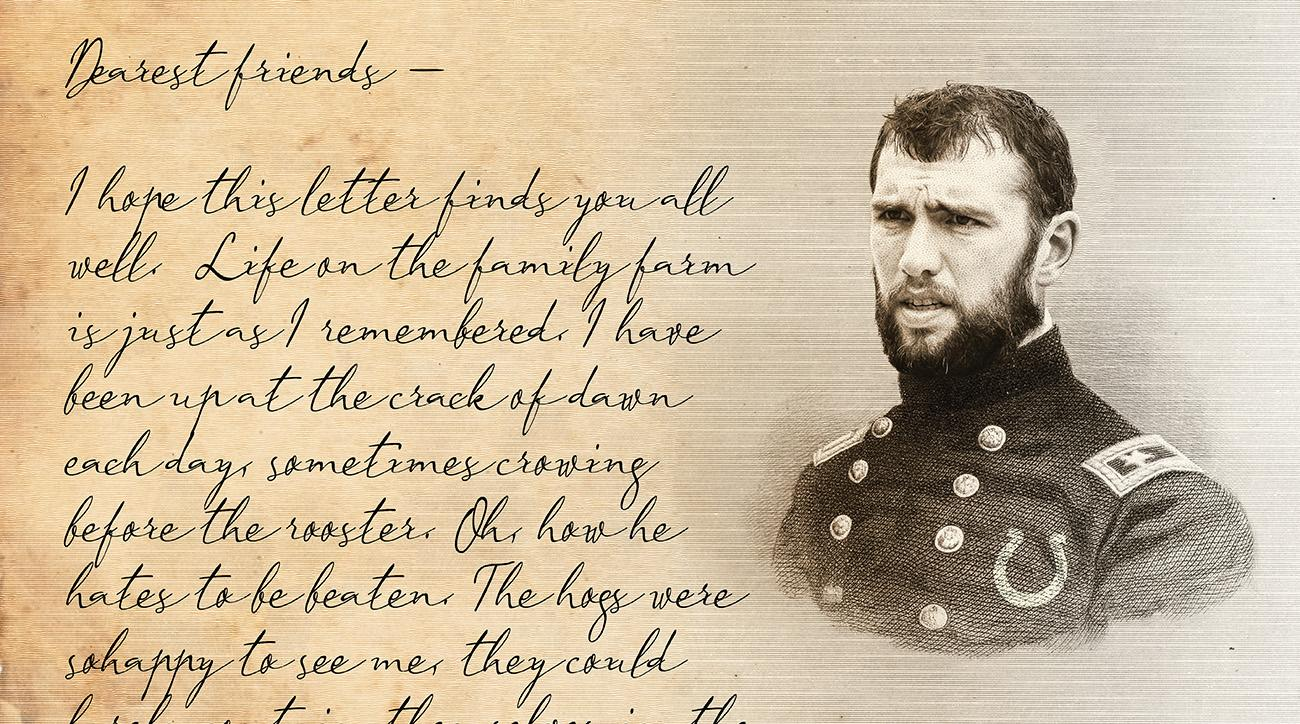 Captain Andrew Luck essay