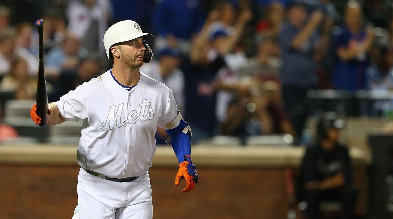 super popular fc495 05dd2 Pete Alonso breaks Mets single-season home run record | SI.com