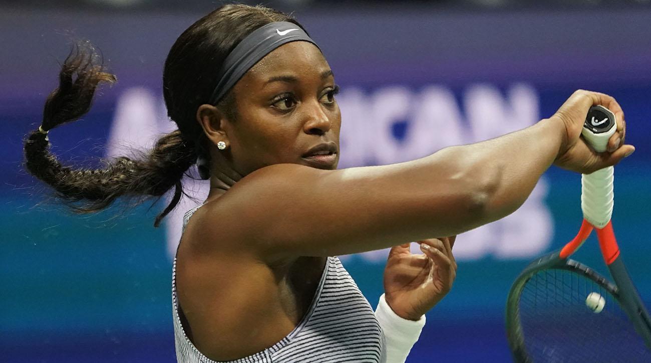 Sloane Stephens Falls to Anna Kalinskaya in First Round of U.S. Open