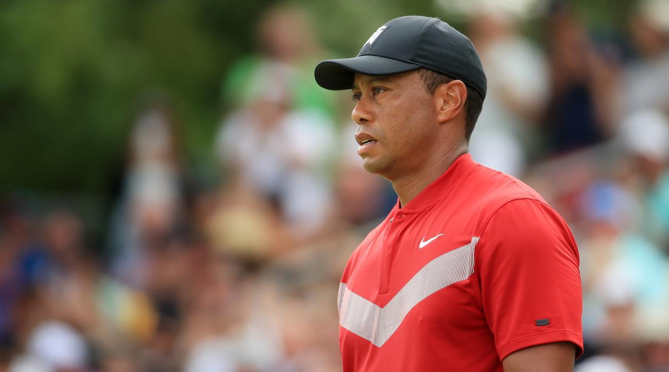 Tiger Woods Reveals He Had Arthroscopic Procedure on Left Knee