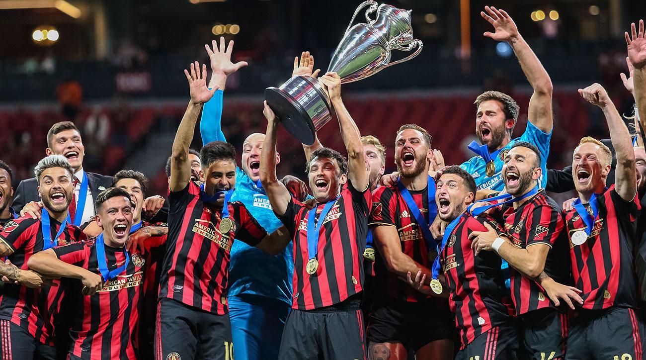 Atlanta United wins the 2019 U.S. Open Cup title