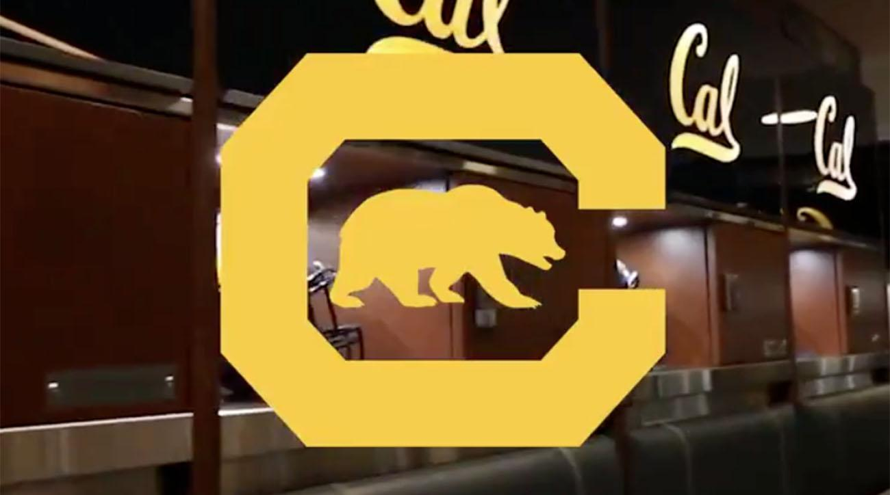 Flipboard Cal Football Reveals New Locker Room Funded By