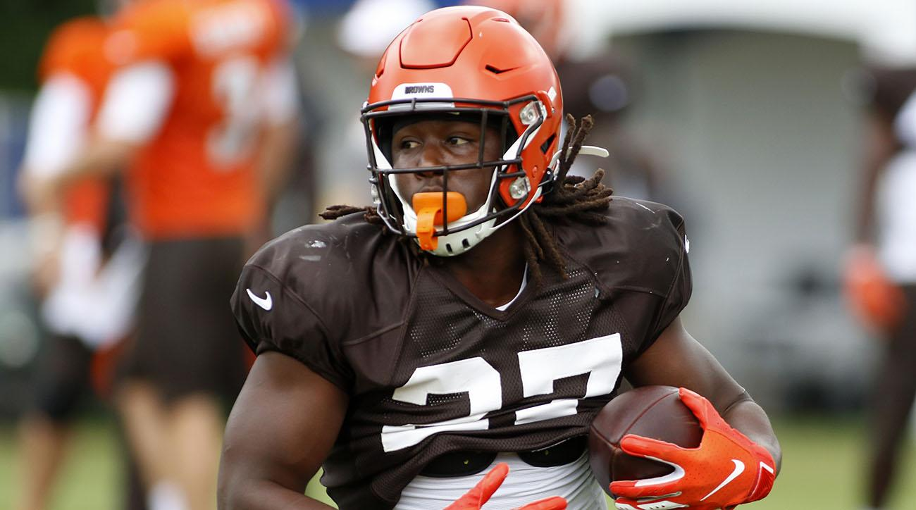Kareem Hunt Barred by NFL From Browns Facility During Suspension