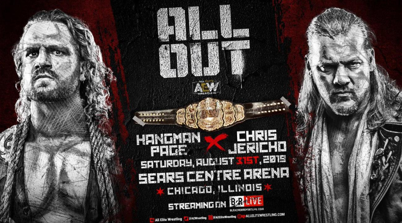 How to watch AEW 'All Out': Start time, PPV info, match card