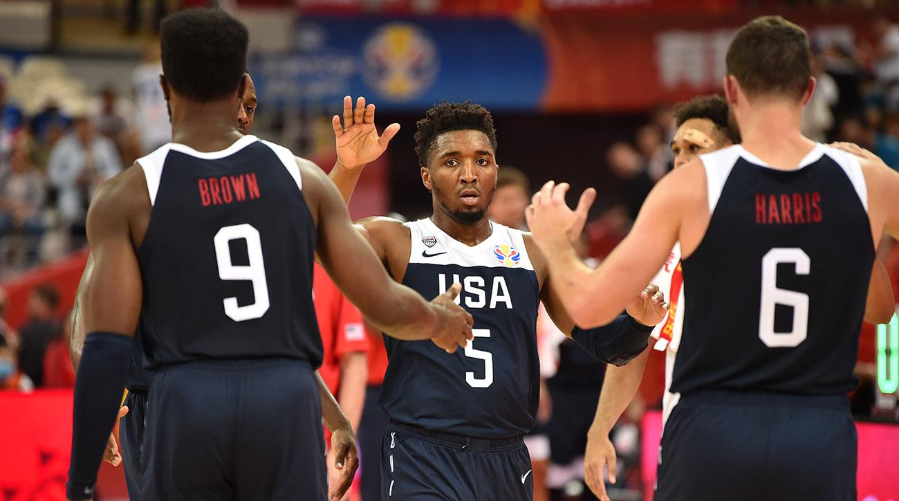 FIBA World Cup: USA's first win was boring but that's a good