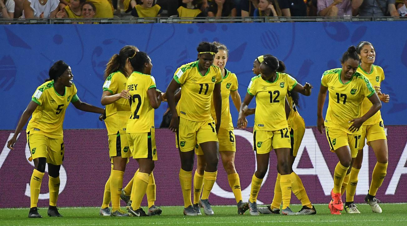 Jamaican women's national team: Reggae Girlz say no pay no