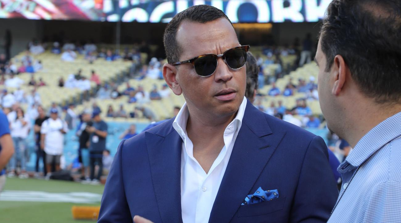 Mets-Phillies: Alex Rodriguez's dumb theory on Sunday Night Baseball (video)