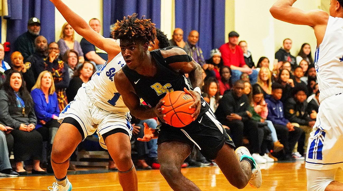 Kentucky basketball Kahlil Whitney recruiting 2019