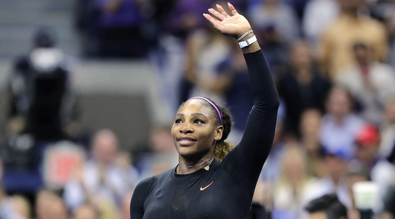 Serena Williams Advances to U.S. Open Semifinal With Win Against Wang Qiang