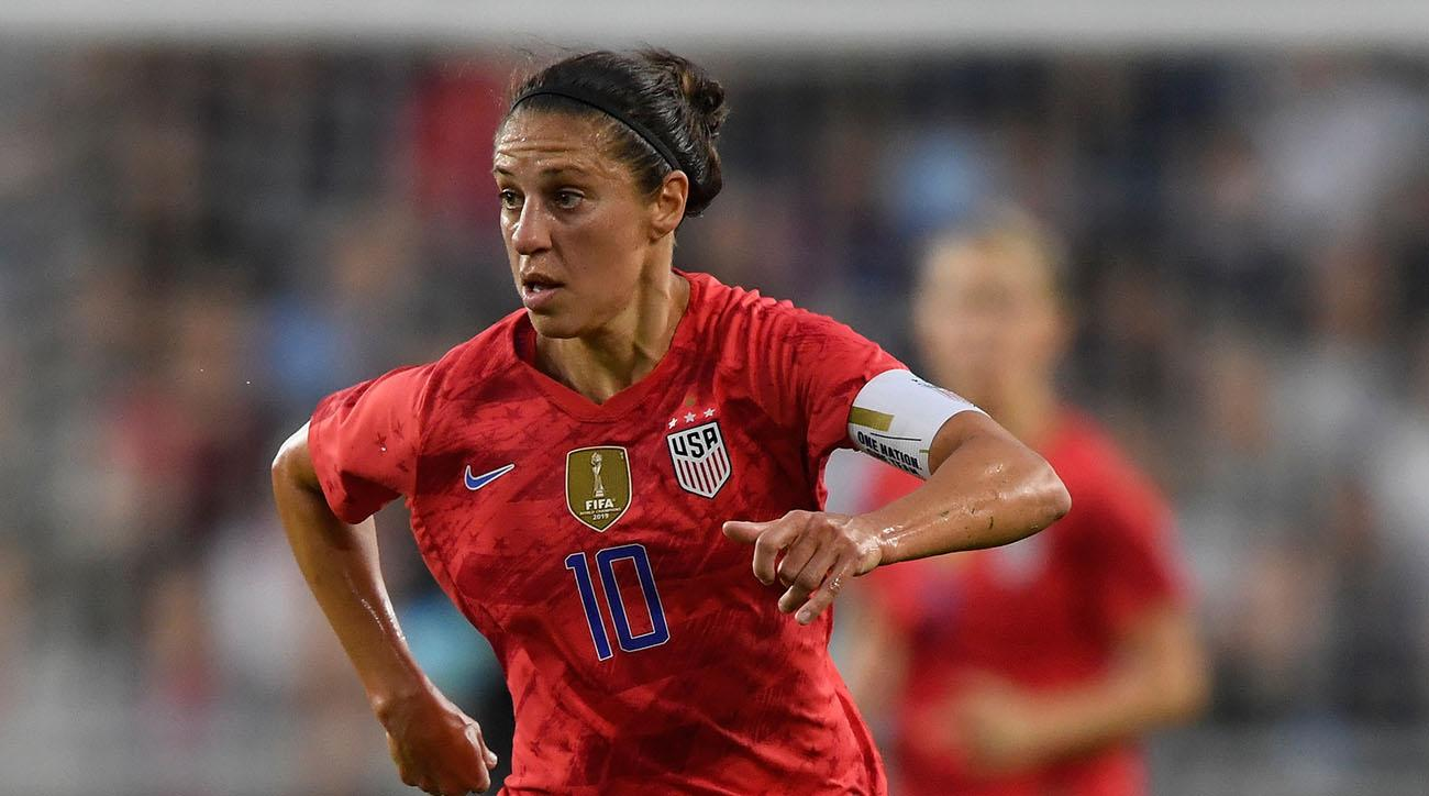Carli Lloyd Scores Twice in USWNT's 3–0 Win Over Portugal