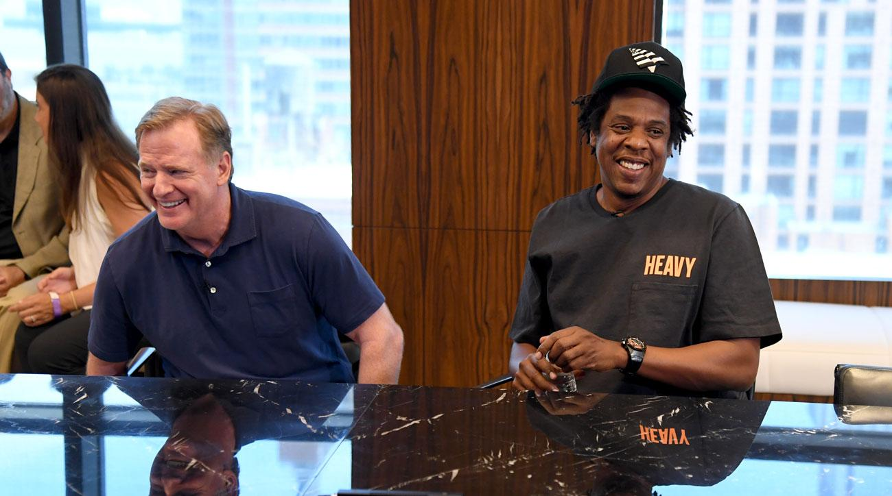 Report: Roc Nation, NFL to Donate $400,000 to Empowering Chicago Youth