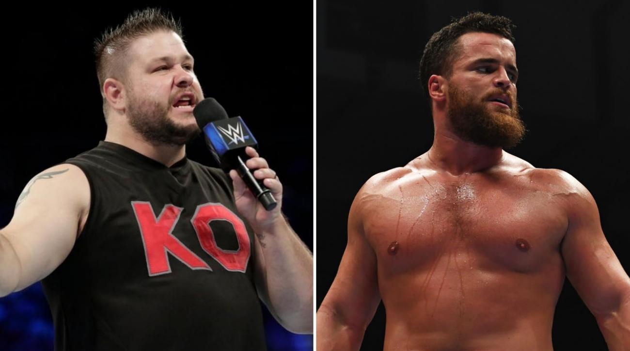 WWE wrestling news: Kevin Owens says NJPW's Juice Robinson is best promo