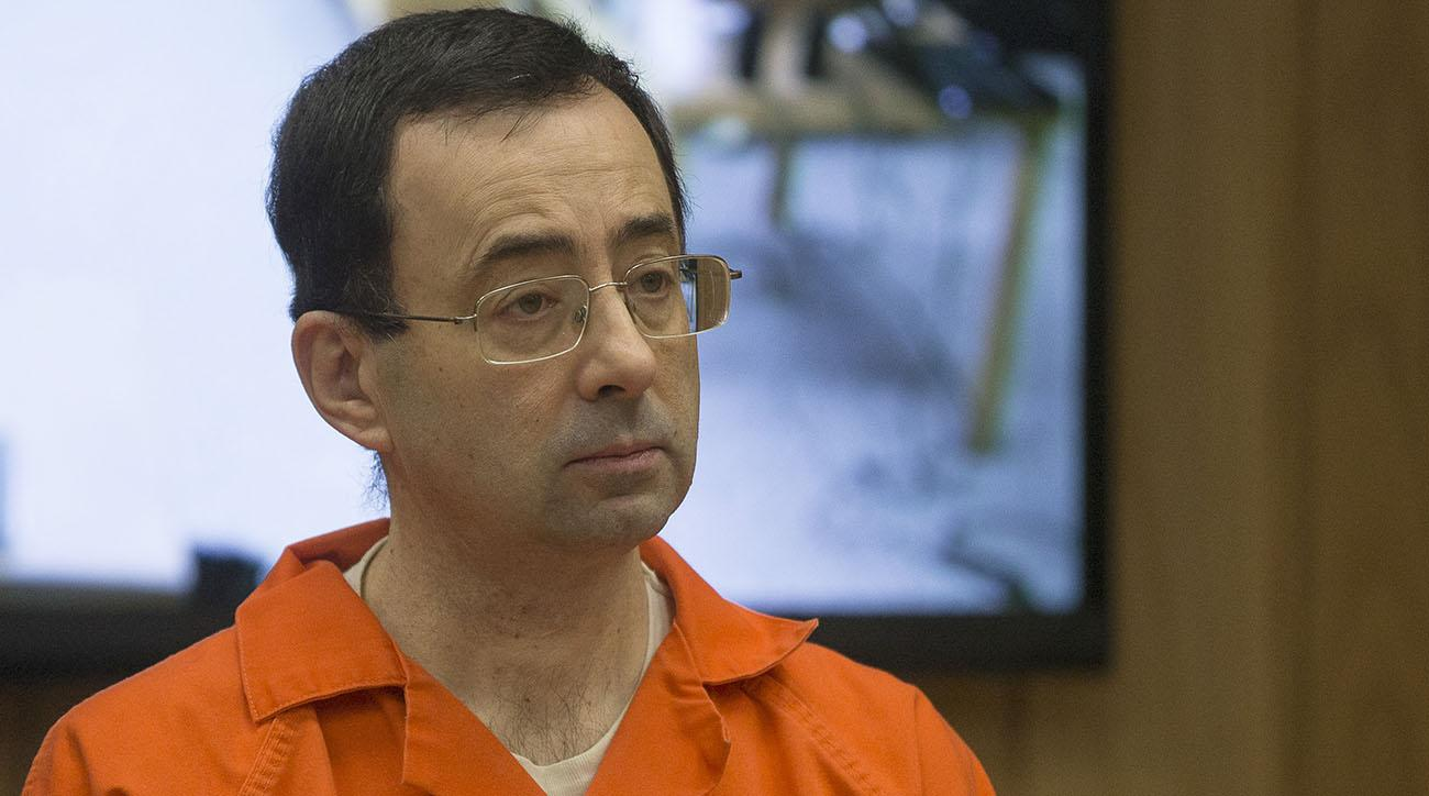 Michigan State fined for Larry Nassar case