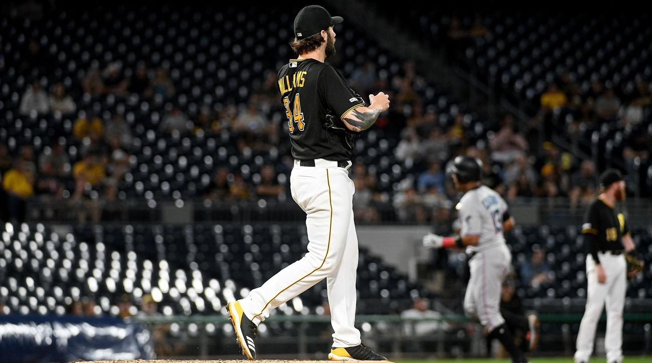 Pirates-Marlins: Attendance at PNC Park embarrassing (photos)
