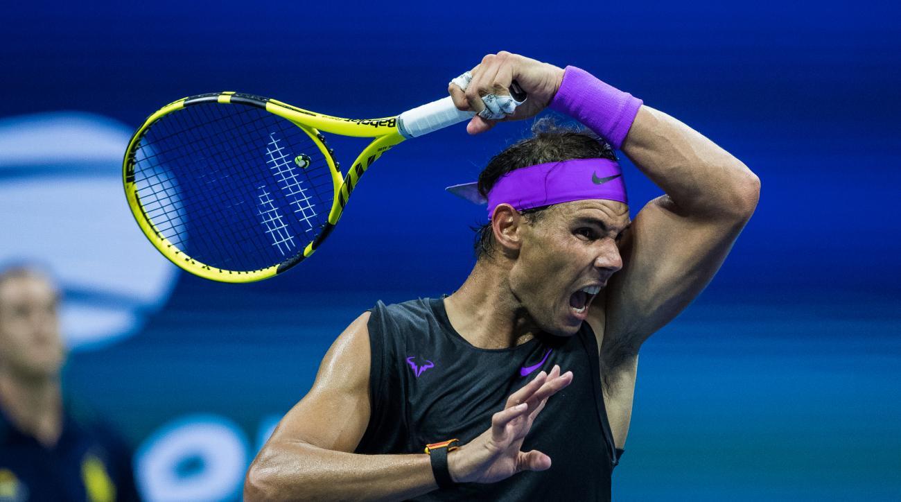 U.S. Open Men's Semifinals: Picks, Previews for Medvedev-Dimitrov and Nadal-Berrettini