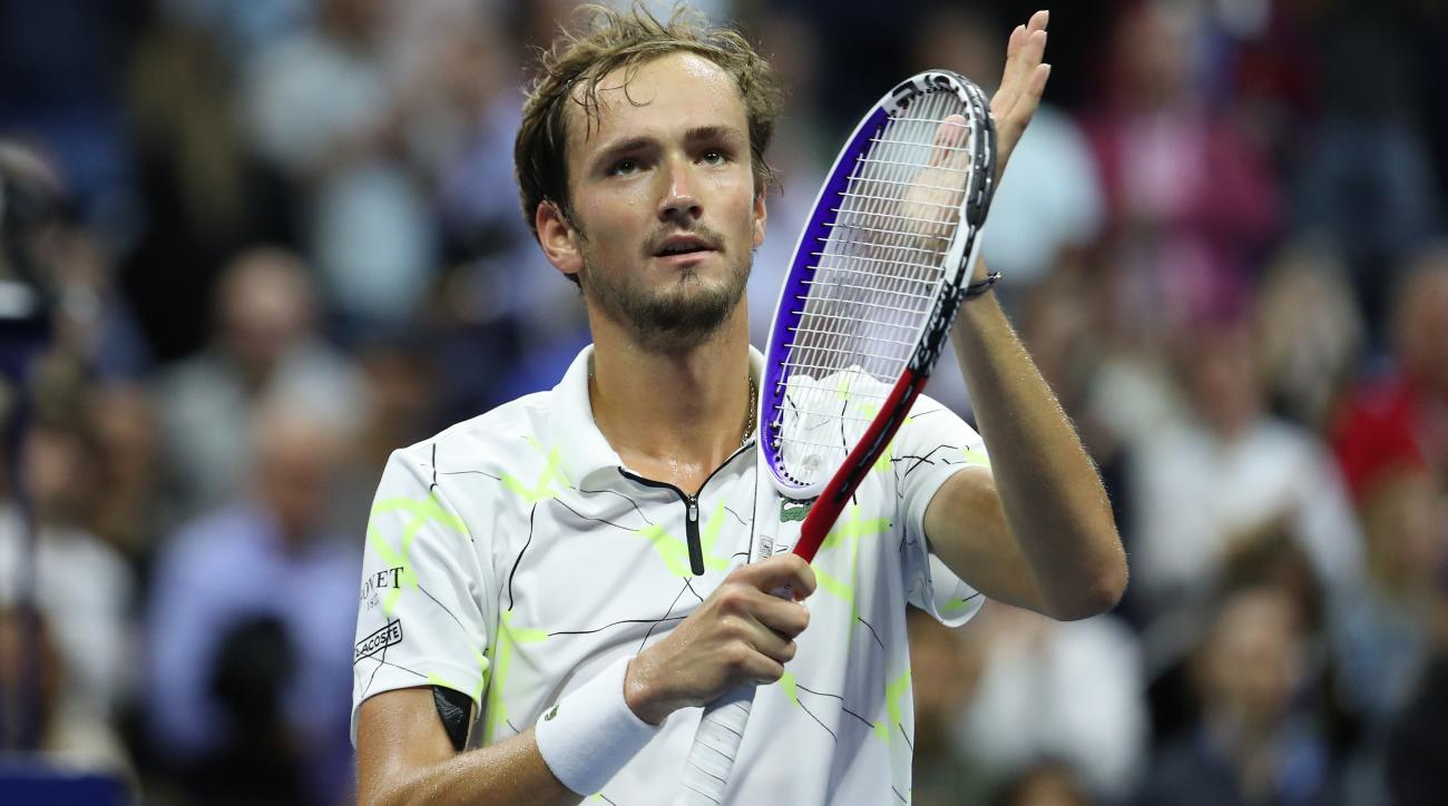 After Reaching U.S. Open Final, Can Daniil Medvedev Disrupt Big Three's Dominance?