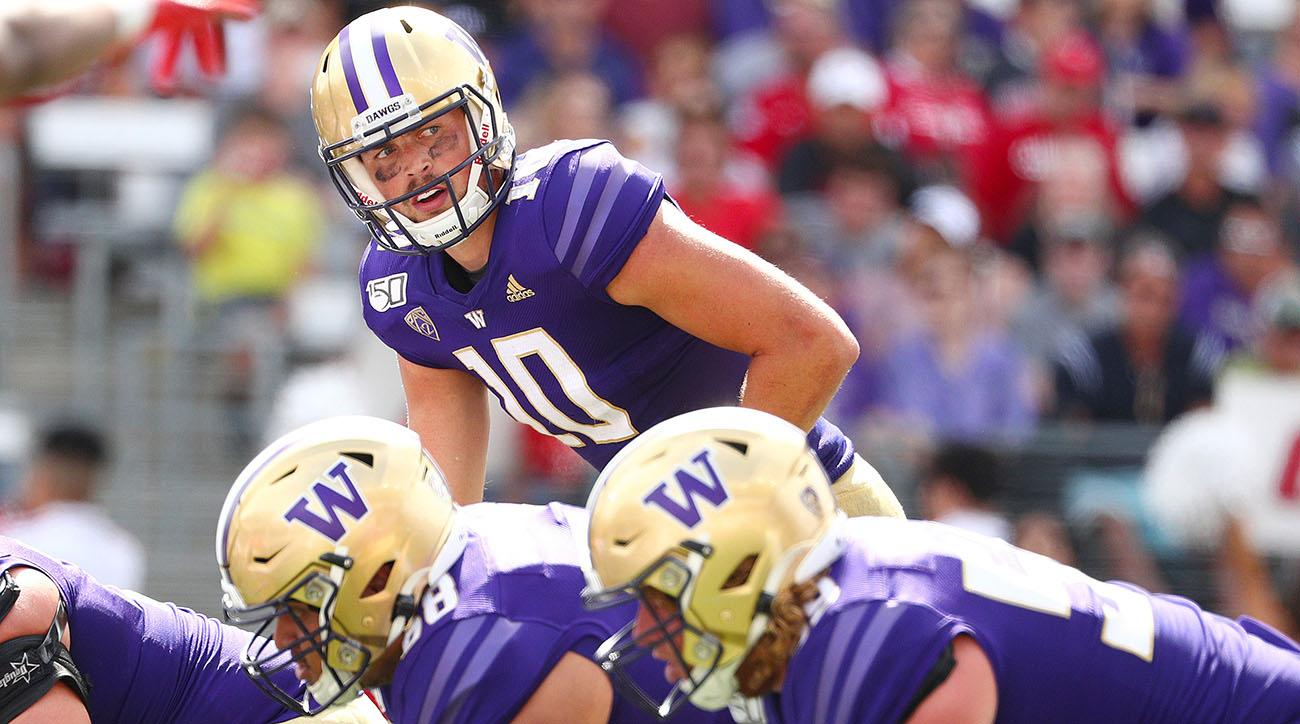 Washington vs Cal watch