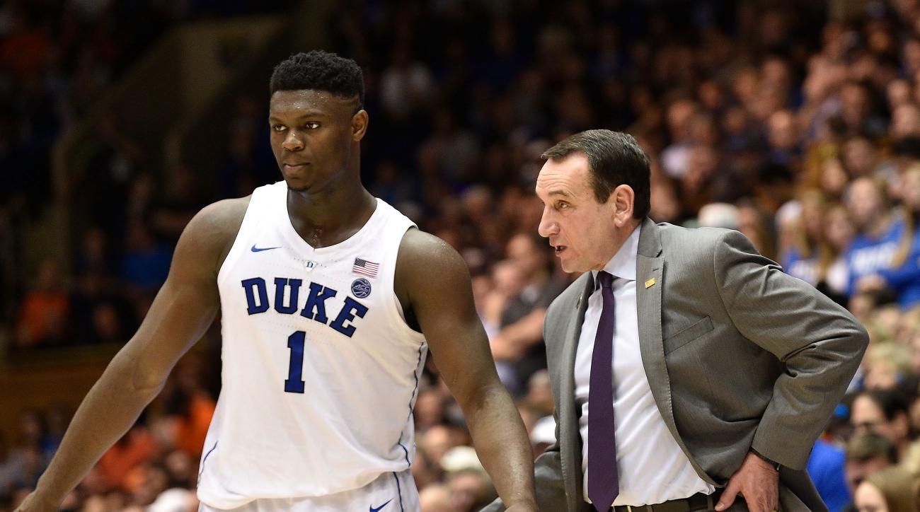 Duke Finds 'No Evidence' of NCAA Violations Involving Zion Williamson