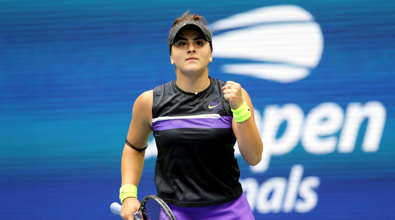 Bianca Andreescu Beats Serena Williams to Win U.S. Open, First Grand Slam Title