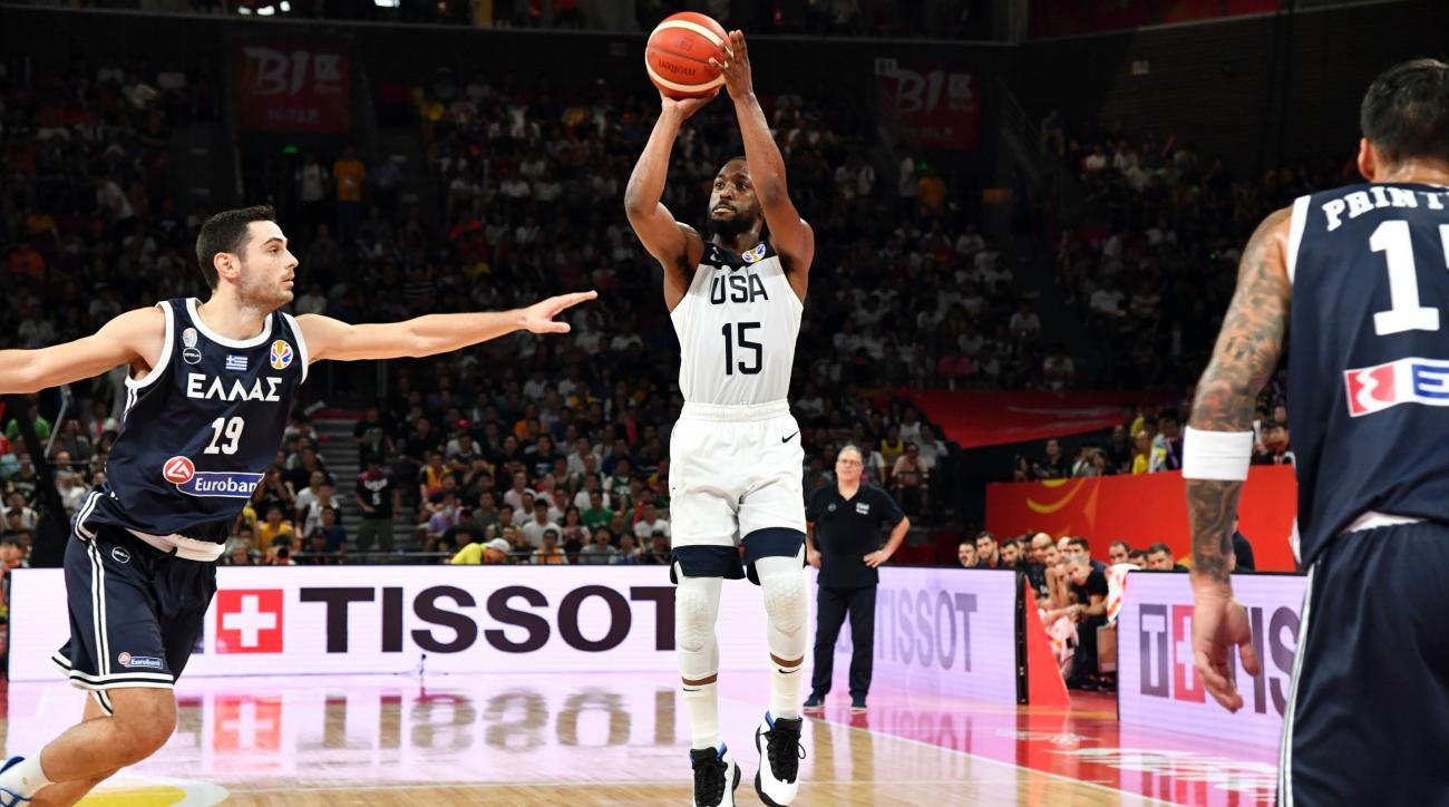 USA Basketball tops Giannis Antetokounmpo, Greece in FIBA