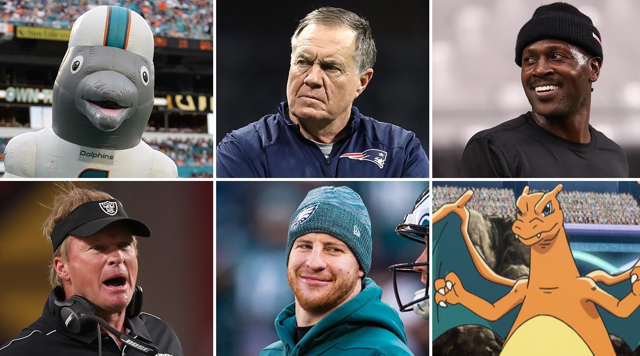NFL: DEC 06 Ravens at Dolphins