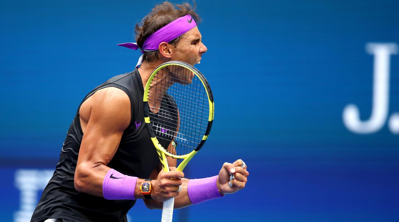 Big Three's Dominance Continues (for Now) After Rafael Nadal Captures Another Major