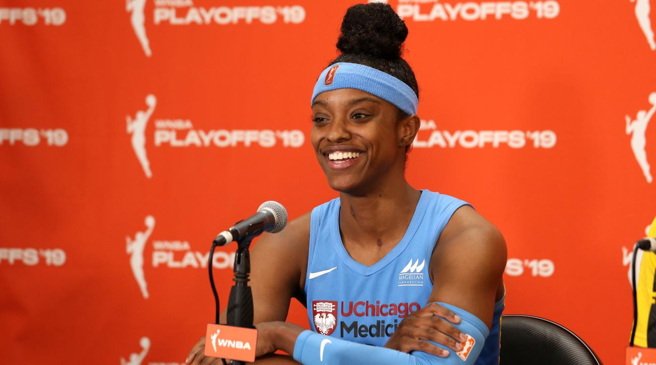 Diamond Shines and the Storm Surge: Lessons From the WNBA's First Round