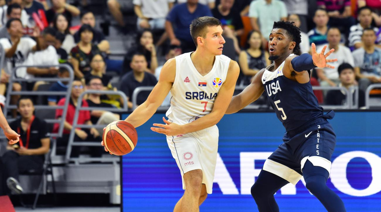 Team USA Drops Second-Straight FIBA World Cup Game in Loss to Serbia