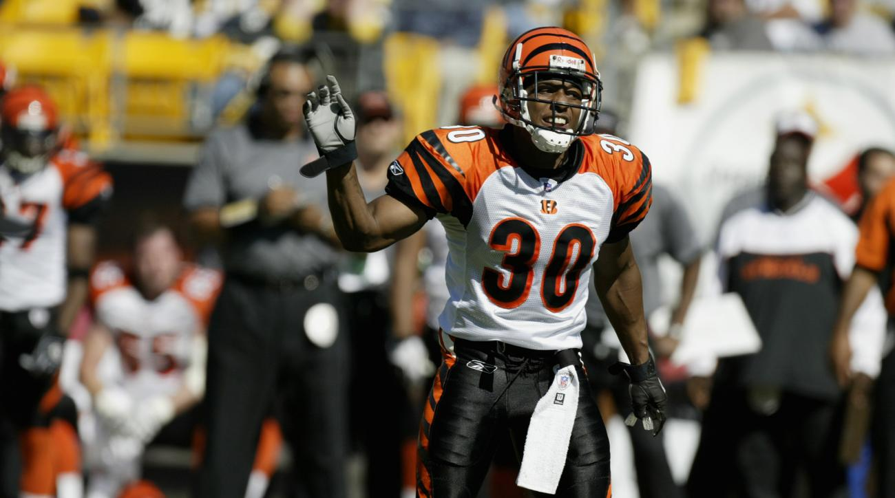 Former Bengals CB Terrell Roberts Shot, Killed at Grandmother's House