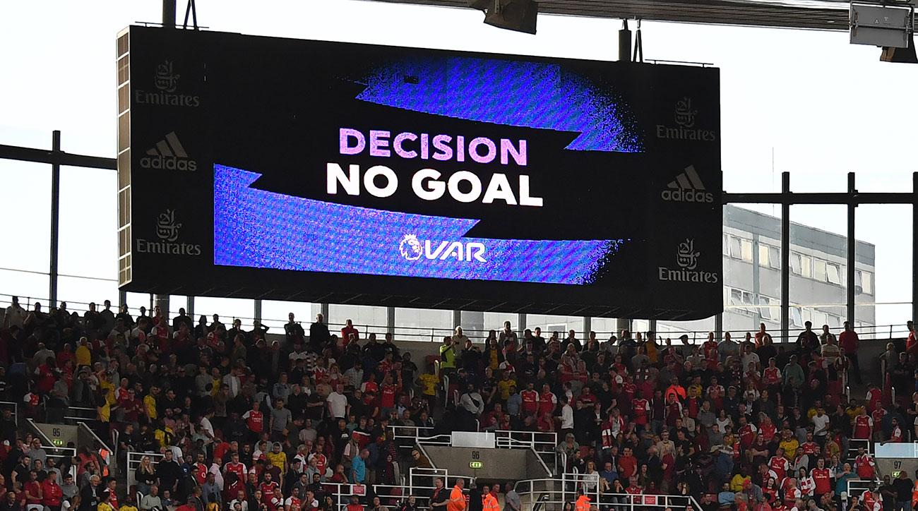 Image result for images of Four incorrect decisions fail to be overturned in Premier League