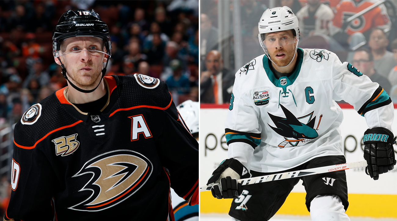Stars Find 'Missing Pieces' in Joe Pavelski, Corey Perry to Reach Next Level