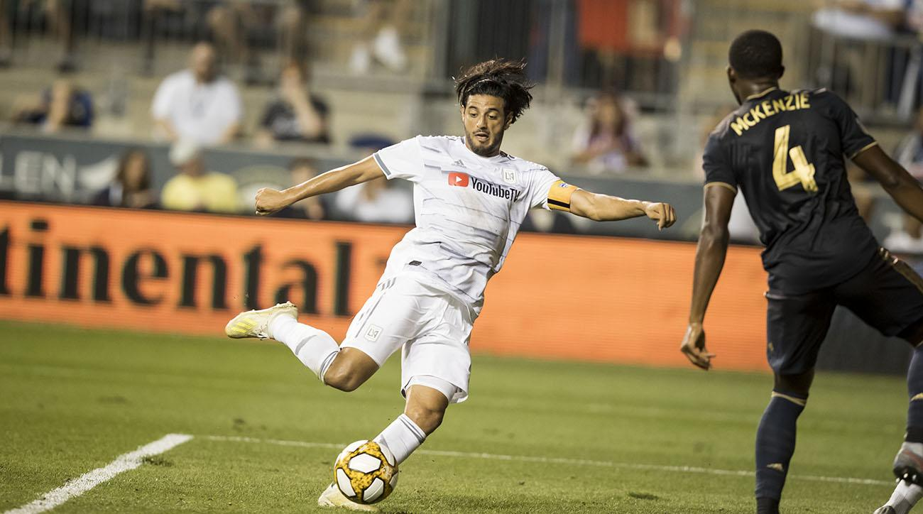 LAFC Picks Up Another Draw, Columbus Stuns Atlanta and Fire Rout FC Dallas