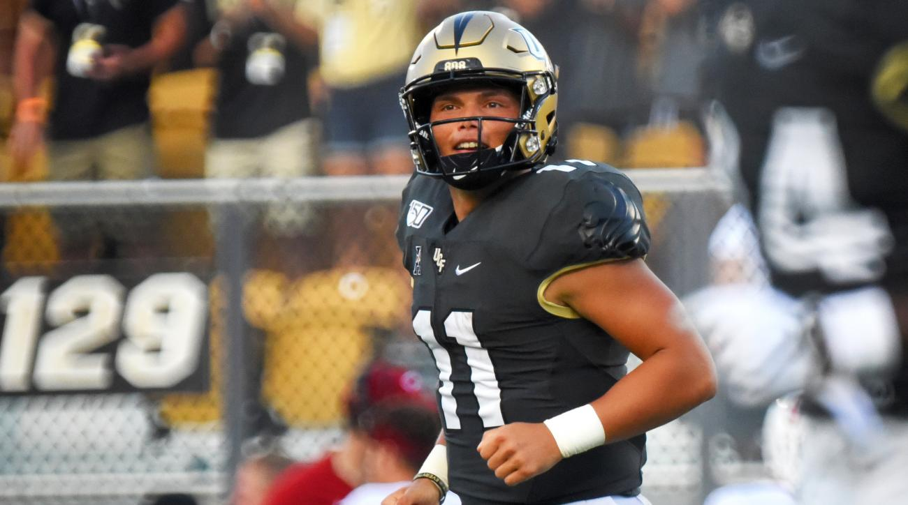 Dillon Gabriel Leads UCF to Important Power 5 Win Over Stanford