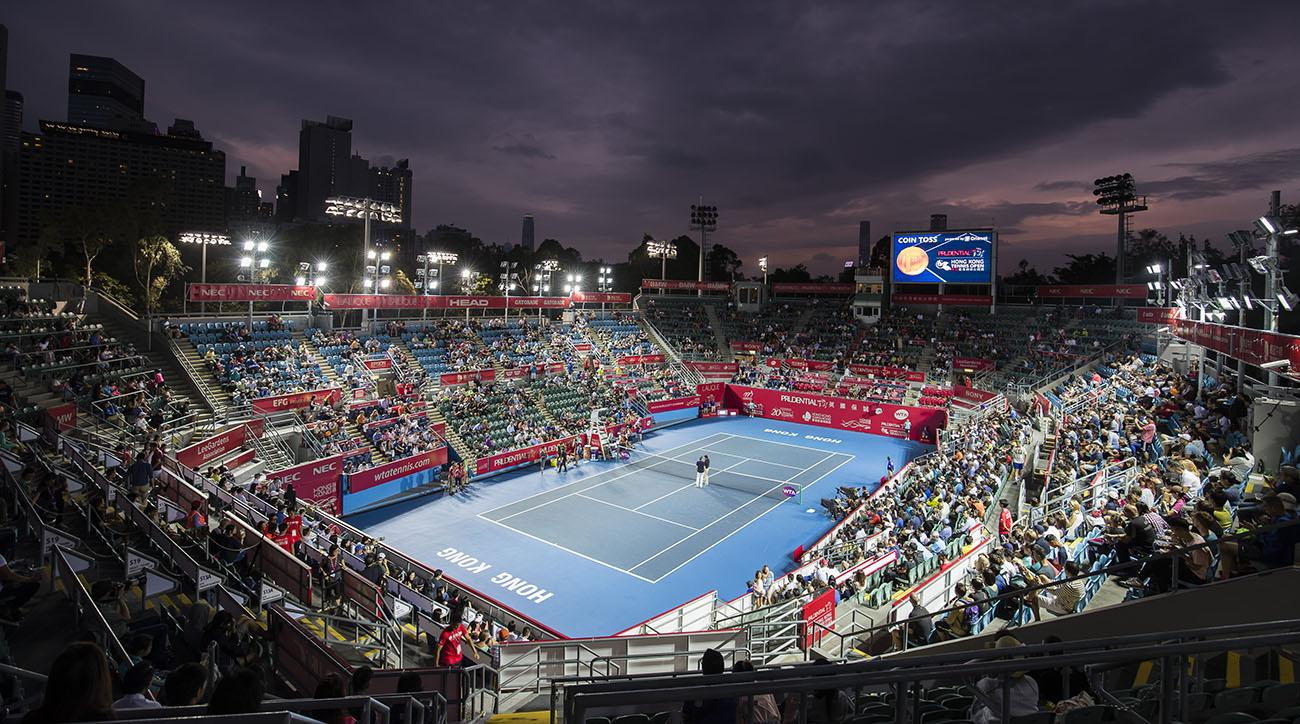 Hong Kong Protests See Organizers Postpone WTA Event