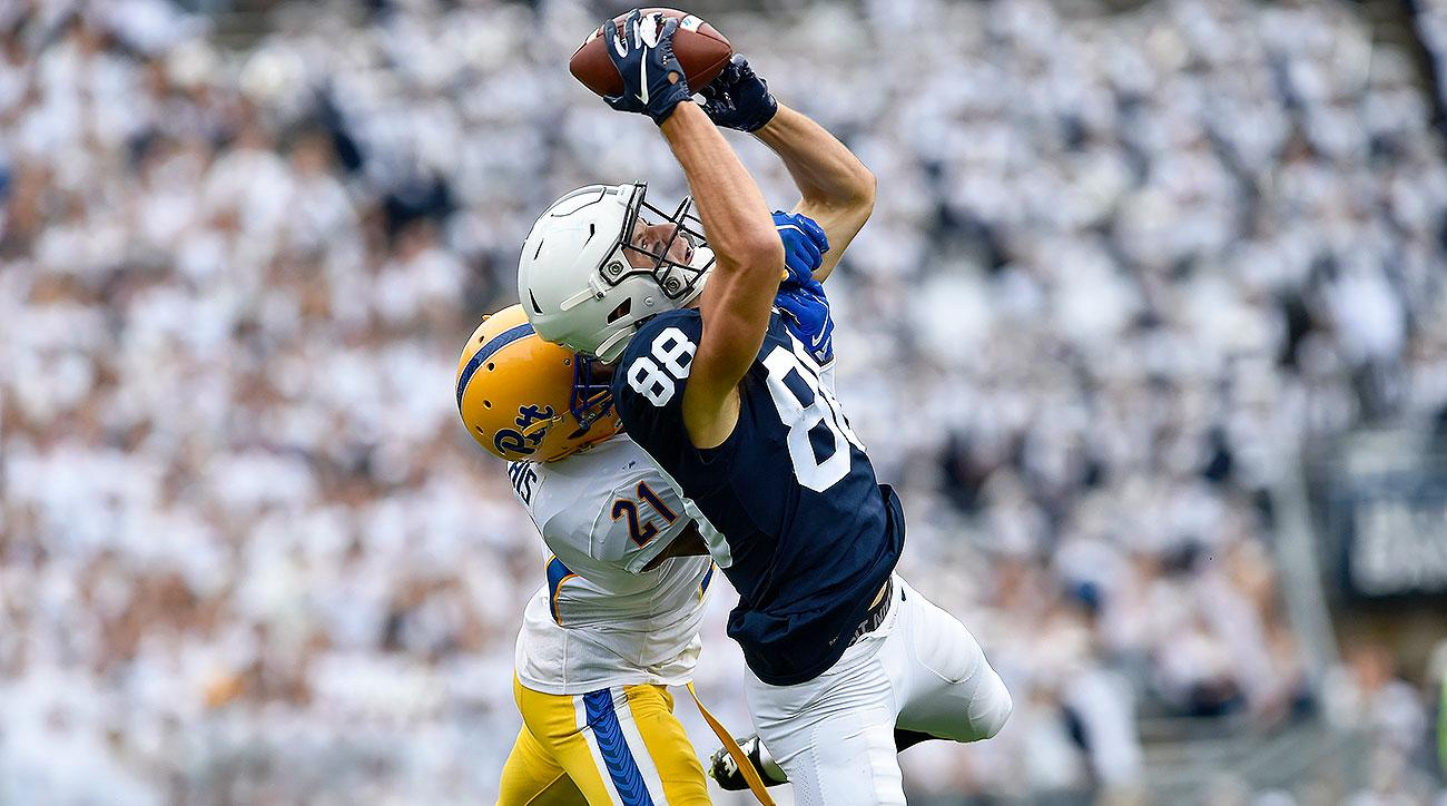 Penn State Leaves Questions in Surviving Sloppy Affair With Rival Pitt