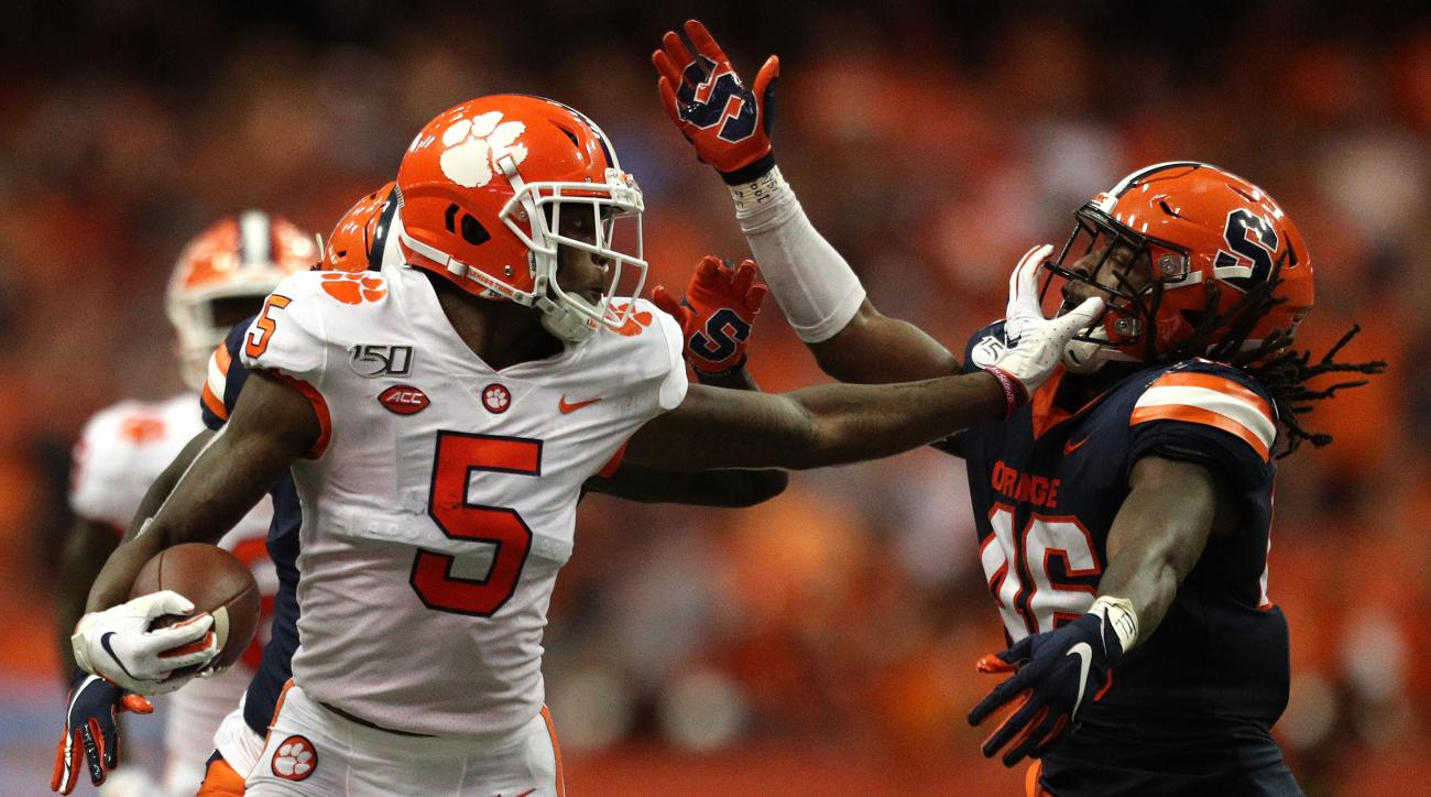 Clemson's Easy Win Over Syracuse Displays Massive Gap Between Tigers and Rest of ACC