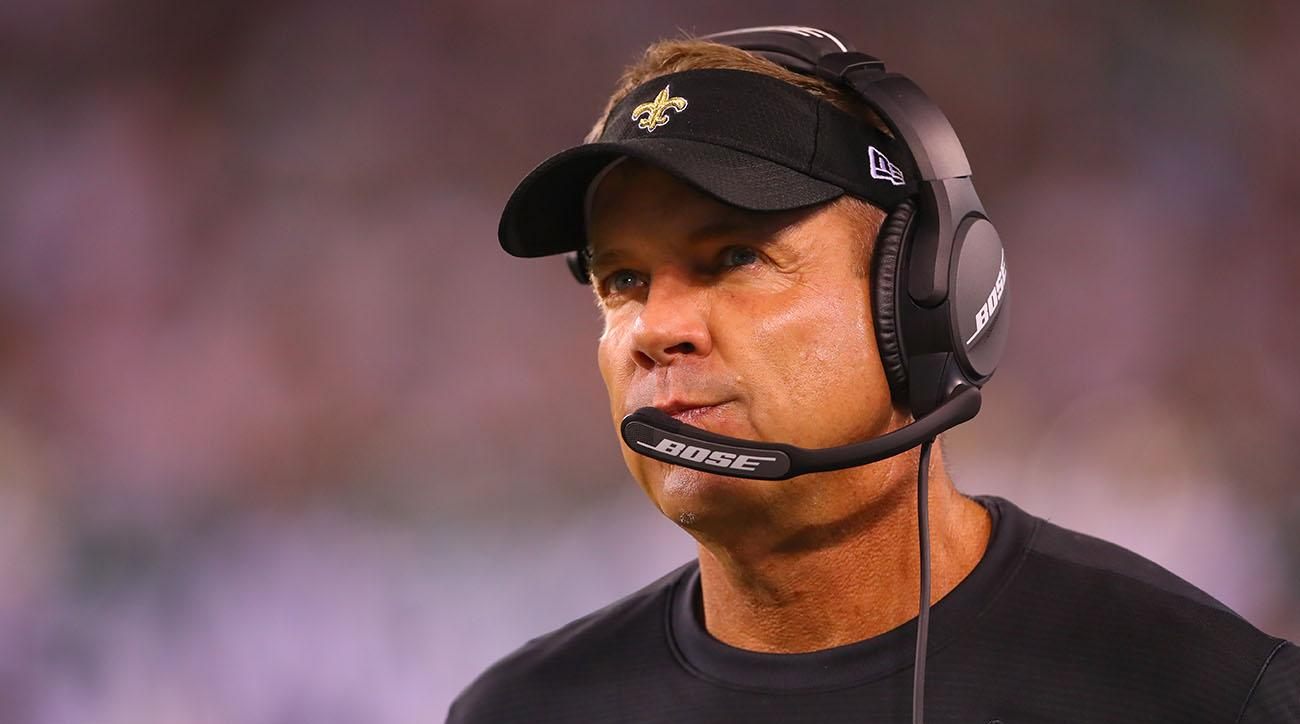 Report: Saints Agree to Five-Year Contract Extension With Sean Payton