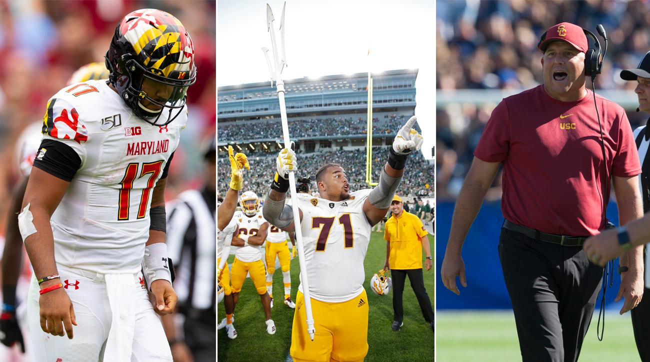 Winners and Losers of Week 3 of the College Football Season