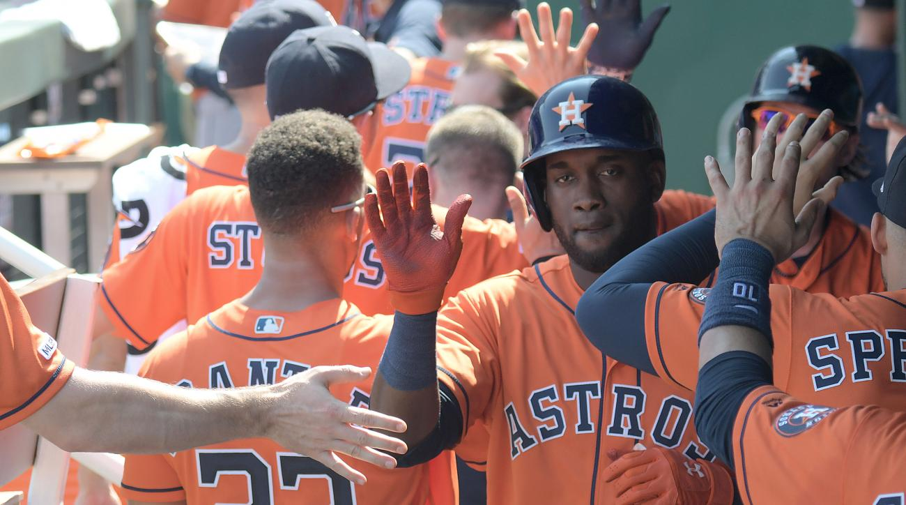 Large bet possibly on Astros